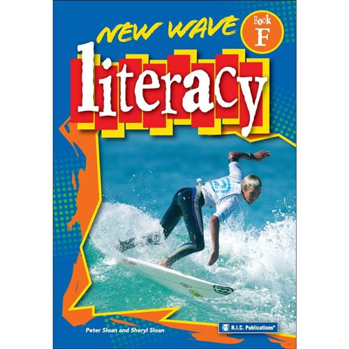 New Wave Literacy: Book F (Ages 10-11)