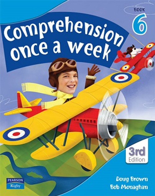 Comprehension Once a Week: Book 6 (3e)