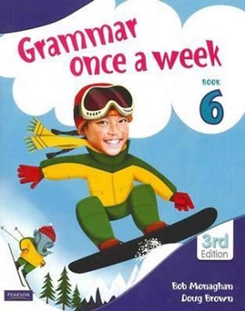 Grammar Once a Week: Book 6 (3e)