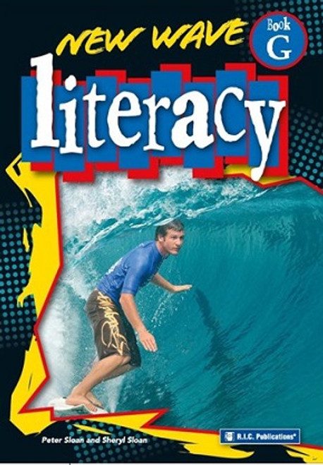 New Wave Literacy: Book G (Ages 11-12)