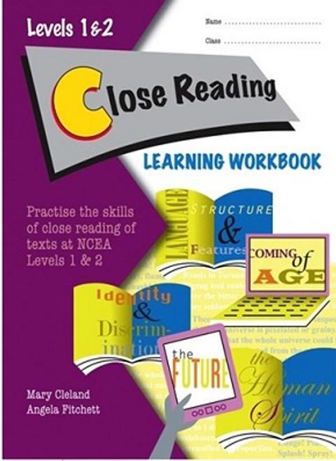 ESA Level 1 & 2 Close Reading Learning Workbook