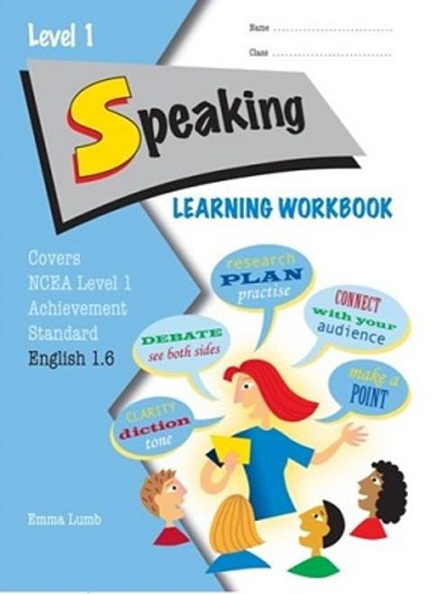 ESA Level 1 Speaking 1.6 Learning Workbook