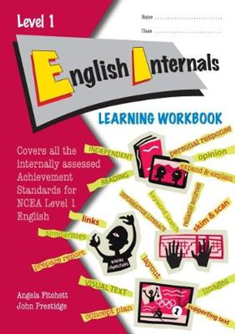 ESA Level 1 English Internals Learning Workbook