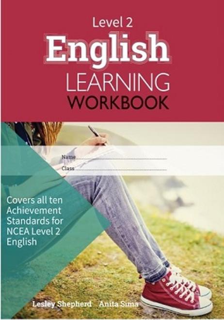 ESA Level 2 English Learning Workbook