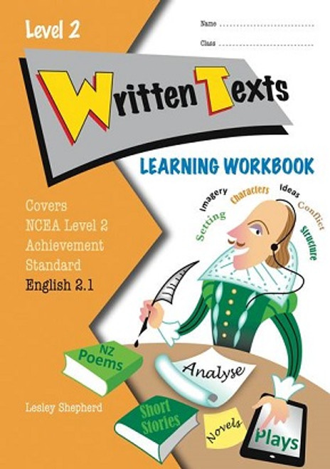 ESA Level 2 Written Texts 2.1 Learning Workbook