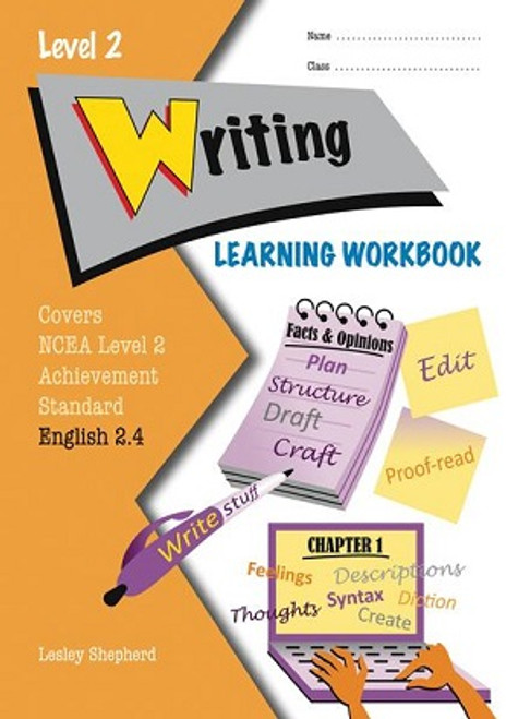 ESA Level 2 Writing 2.4 Learning Workbook
