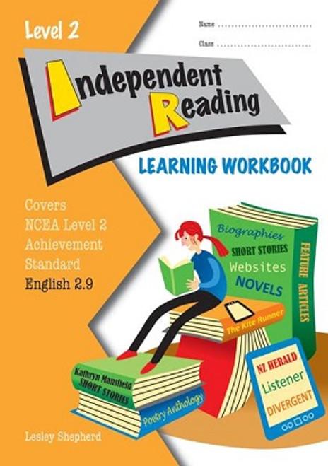 ESA Level 2 Independent Reading 2.9 Learning Workbook