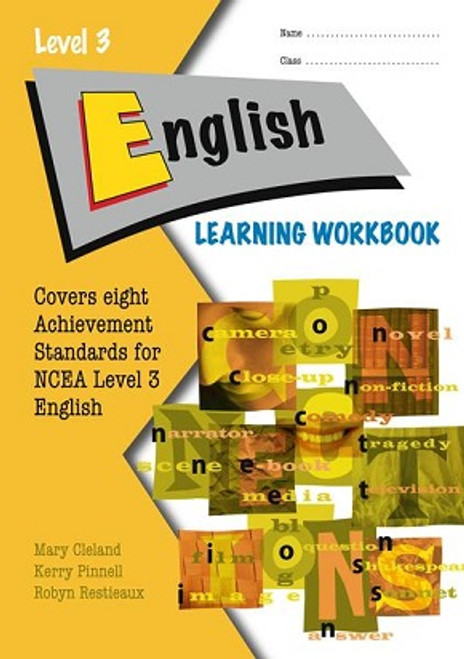 ESA Level 3 English Learning Workbook