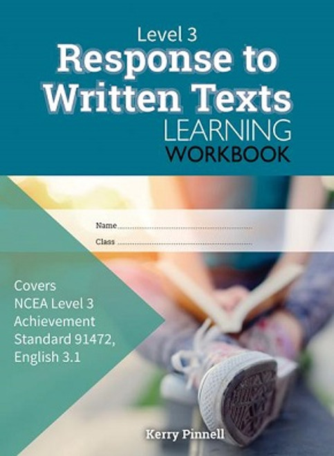ESA Level 3 Response to Written Texts 3.1 Learning Workbook