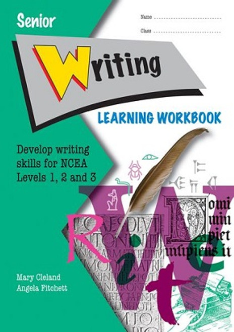 ESA Senior Writing Learning Workbook