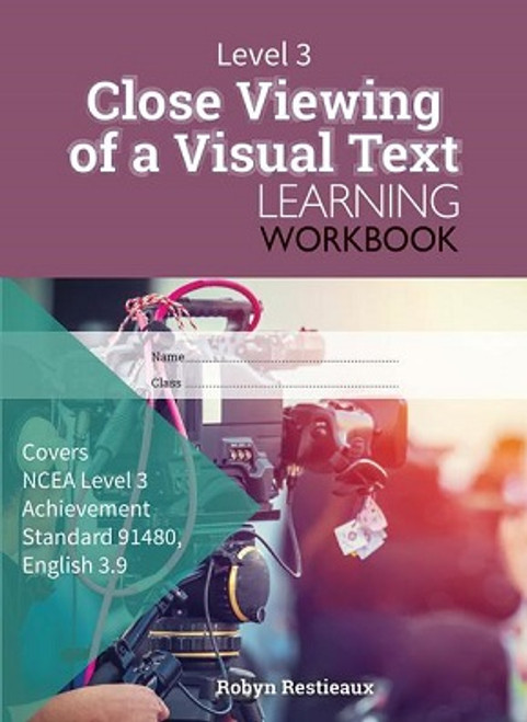 ESA Level 3 Close Viewing of a Visual Text 3.9 Learning Workbook