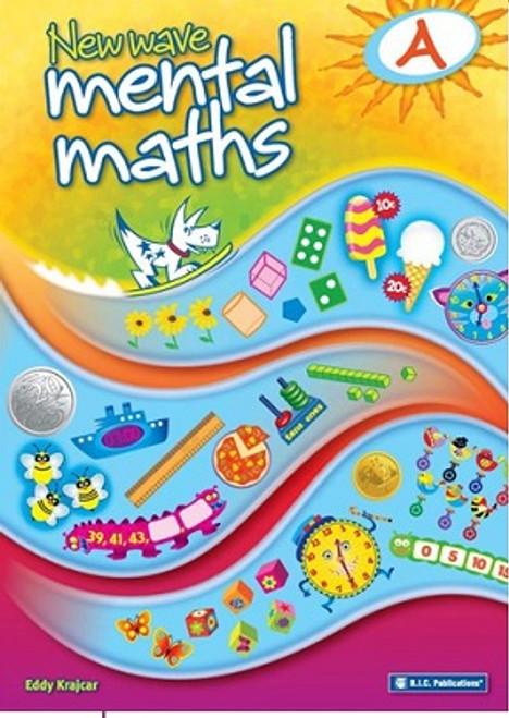 New Wave Mental Maths: Book A