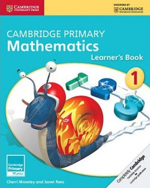 Cambridge Primary Mathematics Learners Book: Stage 1