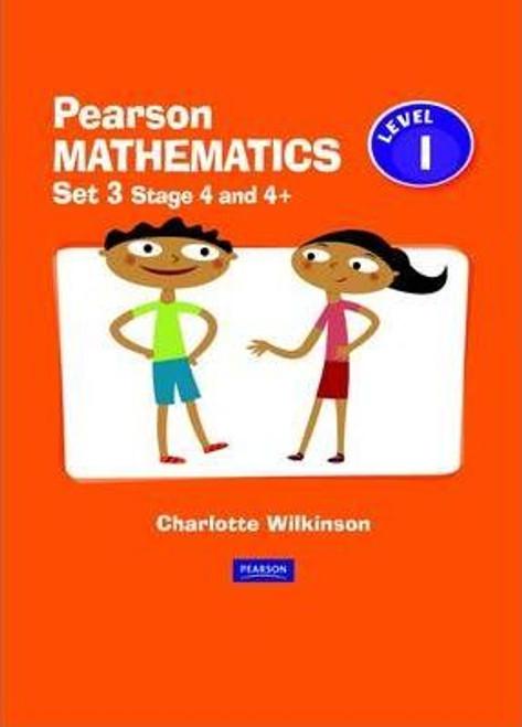 Pearson Mathematics 1: Independent Activity Cards Set