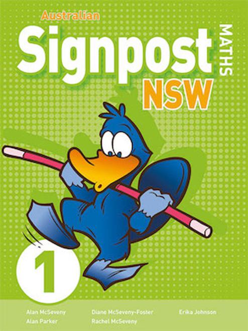 Australian Signpost Maths 1 Student Activity Book (3e)