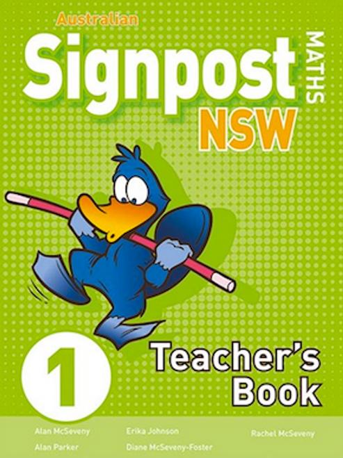 Australian Signpost Maths 1 Teacher's Book (3e)