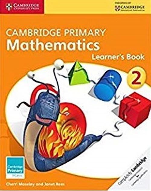 Cambridge Primary Mathematics Learners Book: Stage 2