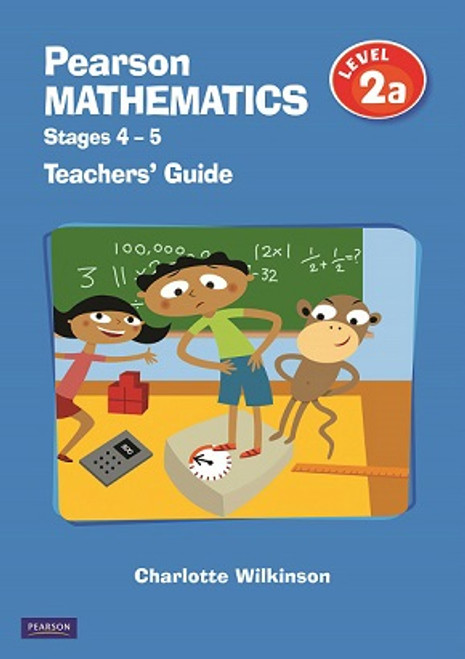 Pearson Mathematics 2a Teacher's Guide: Stages 4-5