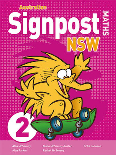 Australian Signpost Maths 2 Student Activity Book (3e)