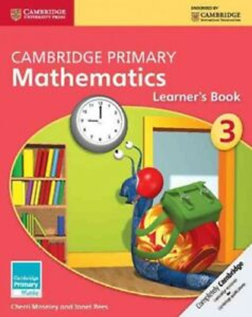 Cambridge Primary Mathematics Learners Book: Stage 3