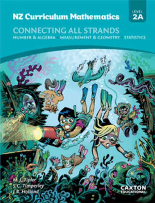 NZCM Connecting All Strands Level 2a: Student Resource Book