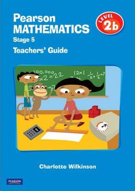 Pearson Mathematics 2b: Stage 5 Teacher's Book