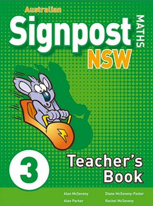 Australian Signpost Maths 3 Teacher's Book (3e)