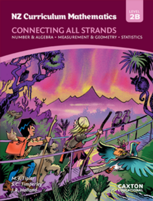 NZCM Connecting All Strands 2b: Student Resource Book