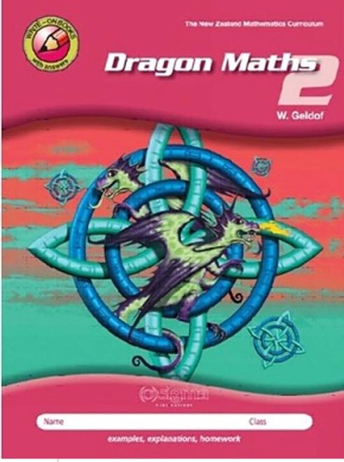Dragon Maths 2 Year 4