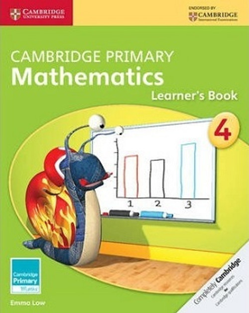 Cambridge Primary Mathematics Learners Book: Stage 4