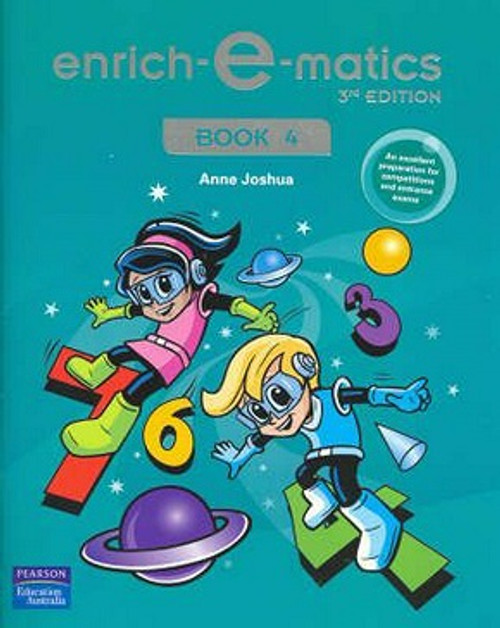 Enrich-e-Matics Book 4 (3e)