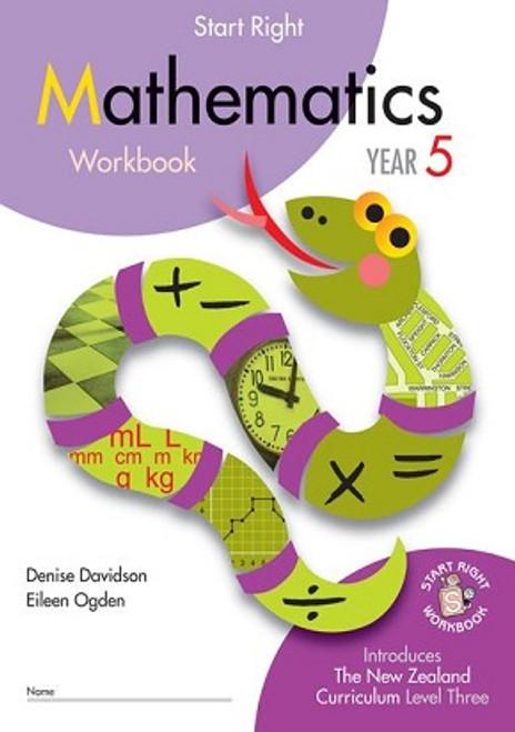 ESA Start Right Mathematics Workbook: Year 5
