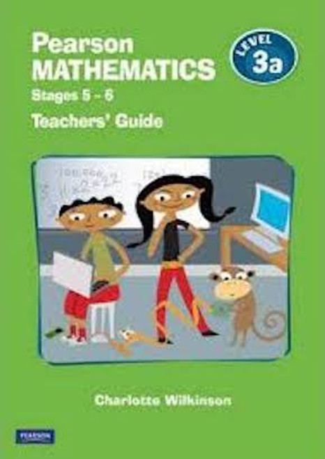 Pearson Mathematics 3a: Teacher's Guide Stages 5-6
