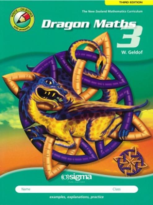 Dragon Maths 3 Year 5