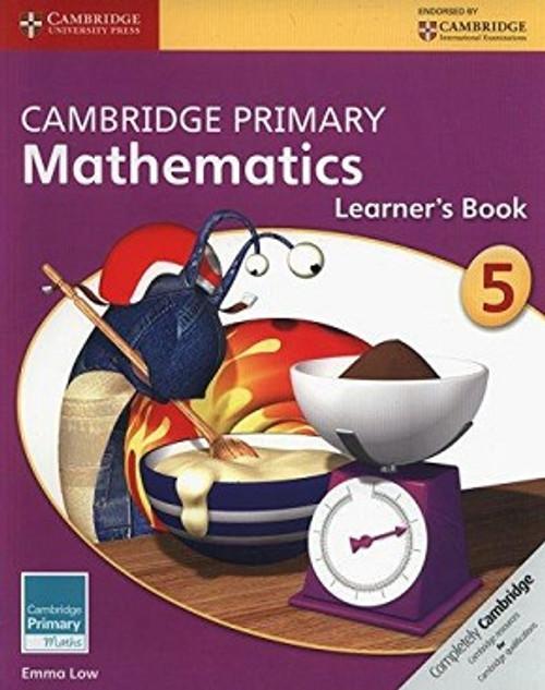 Cambridge Primary Mathematics: Learner's Book 5