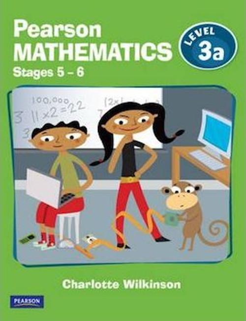 Pearson Mathematics: Level 3a Student Book