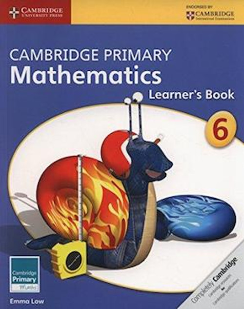 Cambridge Primary Mathematics Learners Book: Stage 6