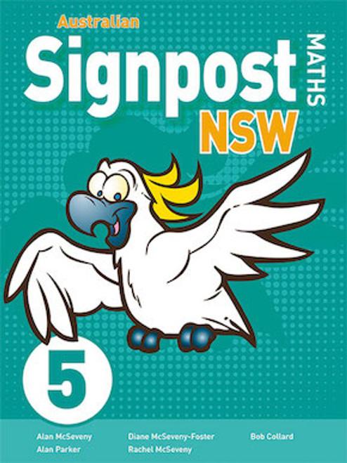 Australian Signpost Maths 5: Student Book (2e)