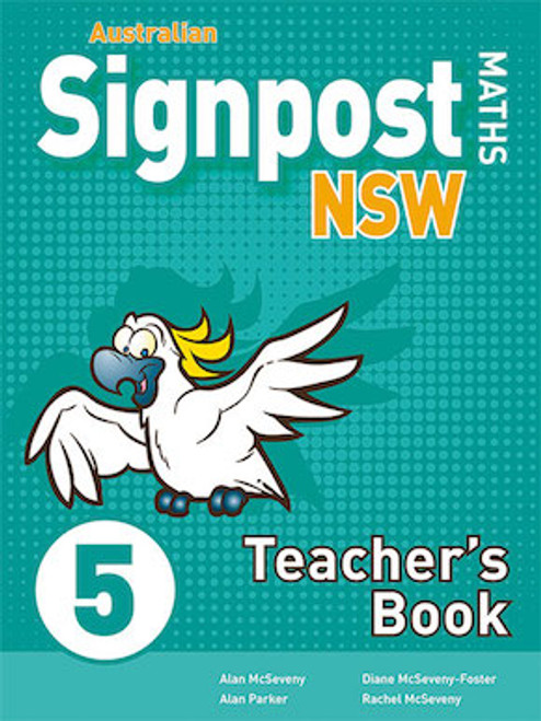 Australian Signpost Maths 5: Teacher's Book (2e)