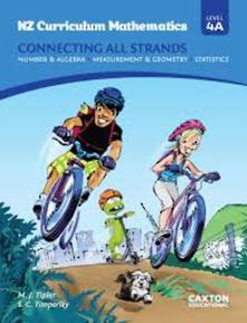 NZCM Connecting All Strands 4a: Student Resource Book