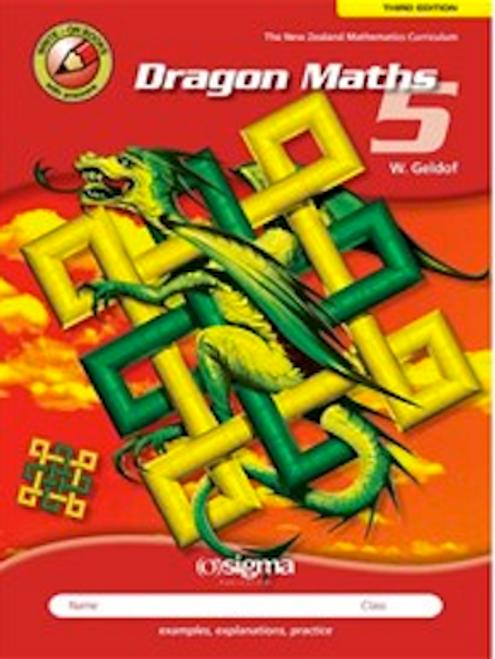 Dragon Maths 5 Year 7