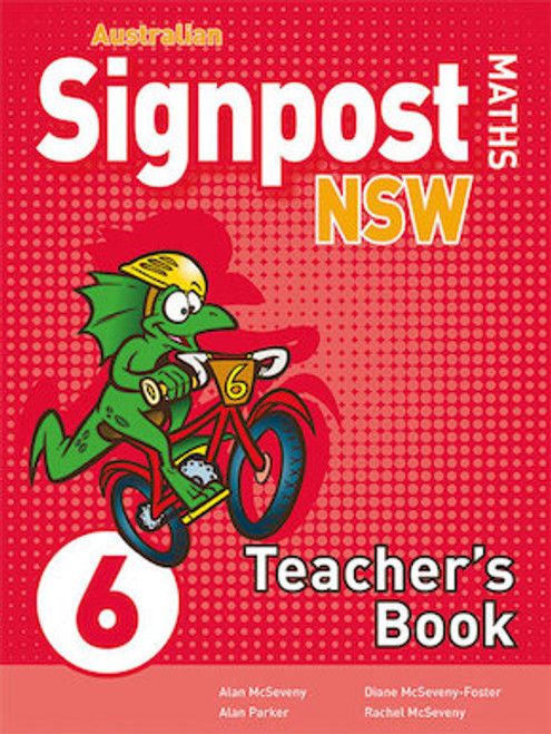 Australian Signpost Maths NSW 6: Teacher's Book