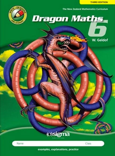 Dragon Maths 6 Year 8