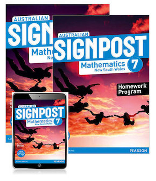 Combo Pack: Australian Signpost NSW 7