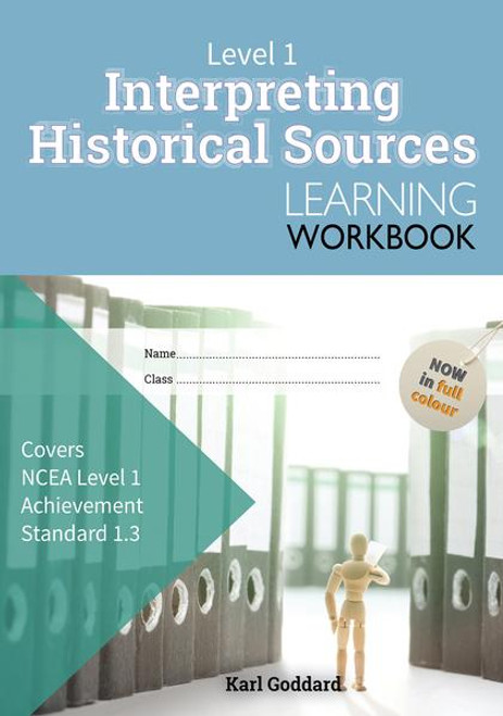 ESA Interpreting Historical Sources 1.3 Learning Workbook