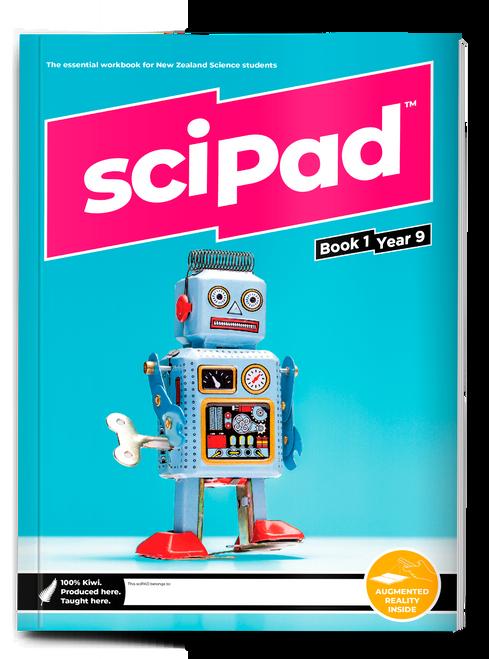 Scipad Year 9 Science Book 1