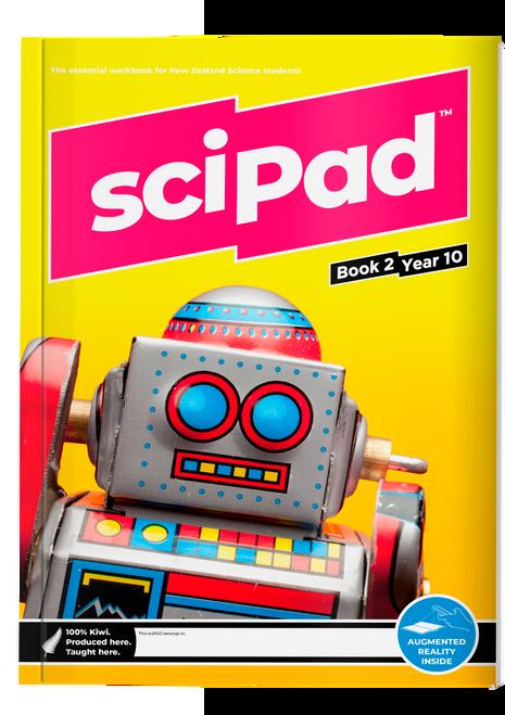Scipad Year 10 Science Book 2