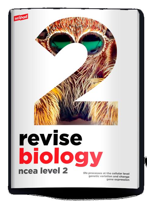 Scipad Level 2 Biology Revision
