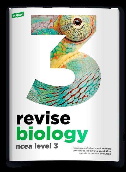 Scipad Level 3 Biology Revision