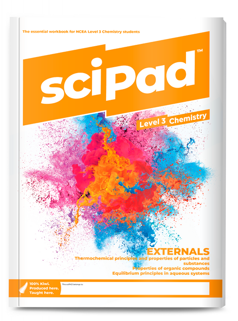 Scipad Level 3 Chemistry Externals